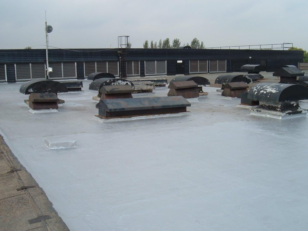 Alutect Roof Coating Quattro Products