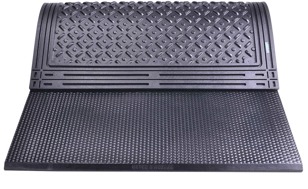 Hd Rubber Comfort Mat Quattro Products