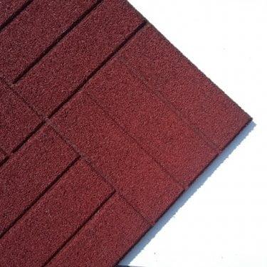 brick-effect-rubber-tiles-for-walkways-&-american-barn-passageways