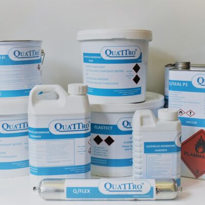 Resin & Maintenance Products